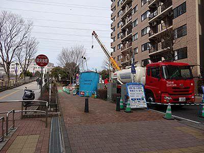 地震に強い水道管