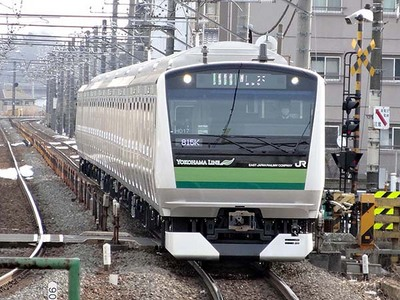 JR横浜線E233系